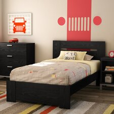 Flexible Twin Panel Bed