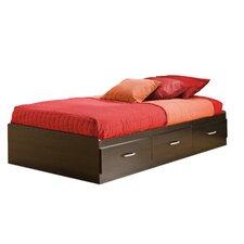 Lexington Twin Captain Bed