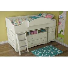 Imagine Loft Twin Bed with Storage