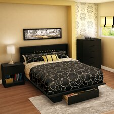 Holland Platform Customizable Bedroom Set