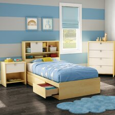 Cookie Twin Platform Customizable Bedroom Set