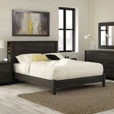 Fynn Full Platform Customizable Bedroom Set