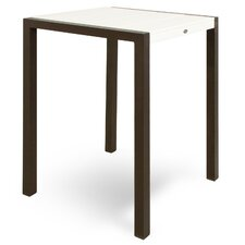 Trex Outdoor Surf City Bar Height Dining Table