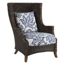 Island Estate Lanai Wing Chair