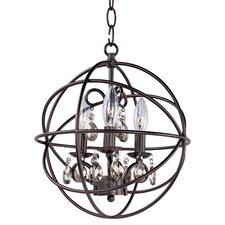 Orbit 3-Light Pendant