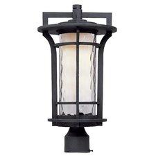 Oakville EE 1 Light Outdoor Post Light