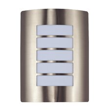View EE 1 Light Outdoor Flush Mount