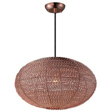 Twisp 1 Light Globe Pendant