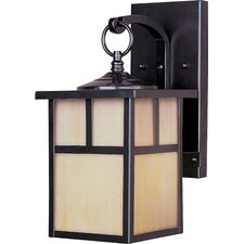 Coldwater 1 Light Outdoor Wall Lantern