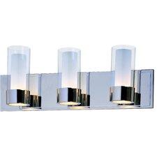 Silo 3-Light Bath Vanity