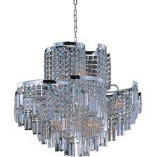 Belvedere 19 Light Crystal Pendant