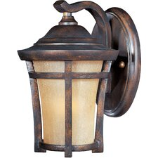 Balboa VX 1 Light Outdoor Wall Lantern