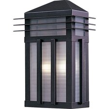 Gatsby 2 Light Wall Lantern