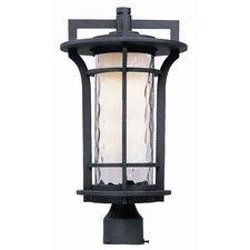 Oakville 1 Light Outdoor Post Light
