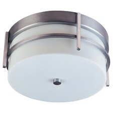 Luna 2 Light Flush Mount