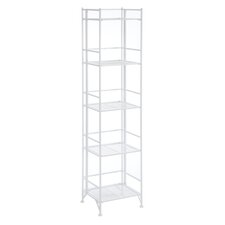 "Xtra Storage 58"" Accent Shelves Bookcase"