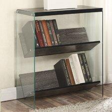 "Soho 27.56"" Accent Shelves Bookcase"