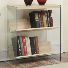"Soho 27.56"" Accent Shelves Bookcase"