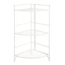 "Designs2Go 32"" Corner Shelf Bookcase"