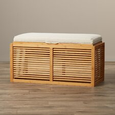 Designs 4 Comfort Double Storage Ottoman