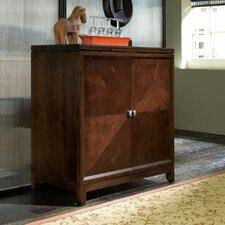 Tribecca Bar Cabinet with Wine Storage