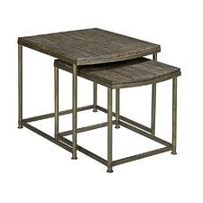 Leone 2 Piece Nesting Table Set