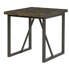 District End Table
