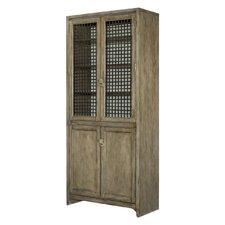 Hidden Treasures 4 Door Wine Cabinet