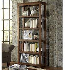 """Hidden Treasures 76"""" Standard Bookcase"""