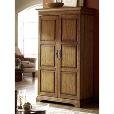 Hidden Treasures Bar Cabinet with Wine Storage