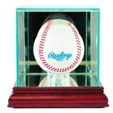 Single Baseball Display Case