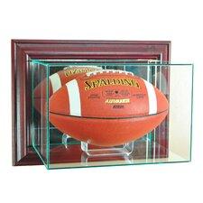 Wall Mounted Football Display case