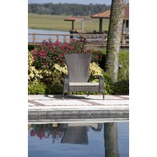 Coconino Adirondack Chair with Cushion
