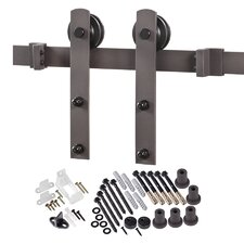 Straight Strap Sliding Barn Door Hardware