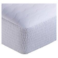 Cotton & Polyester Blend Mattress Pad