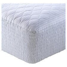 Pima Cotton Stripe 5 Zone Mattress Pad