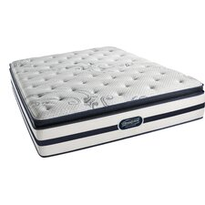 BeautyRest Recharge Glimmer Plush Pillow Top Mattress
