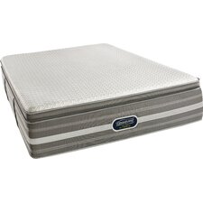 Beautyrest Recharge Hybrid Ethereal Ultimate Luxury Droptop Mattress