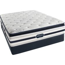 BeautyRest Recharge Soulmate Plush Pillow Top Mattress