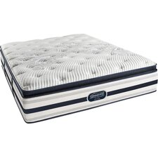 BeautyRest Recharge Ponder Plush Pillow Top Mattress