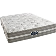 BeautyRest Recharge World Class Coral Reef Plush Mattress