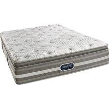 BeautyRest Recharge World Class Coral Reef Plush Pillow Top Mattress