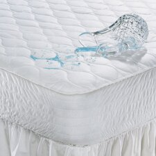 Polyester Waterproof Mattress Pad