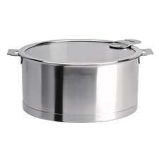 Strate Stock Pot with Lid and Optional Handle