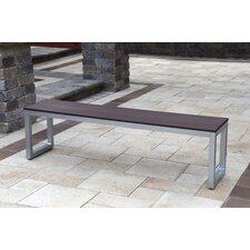 Kinzie Aluminum Picnic Bench
