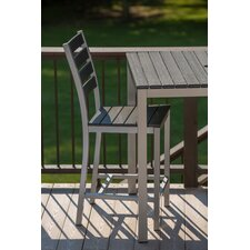 Elan Furniture Loft Outdoor Counter Height Dining Side Chair
