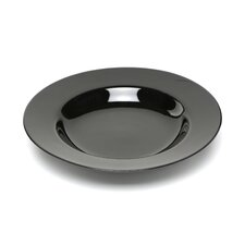 Black Rim 12 oz. Soup Bowl (Set of 6)
