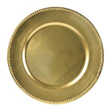 "Lacquer 13"" Charger Plate (Set of 4)"