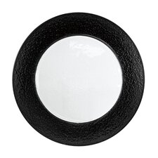 """Colored Rim 13.75"""" Charger Plate (Set of 6)"""