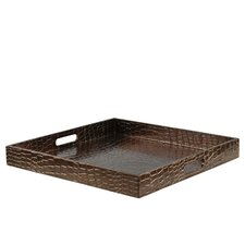 Gator Serving Tray